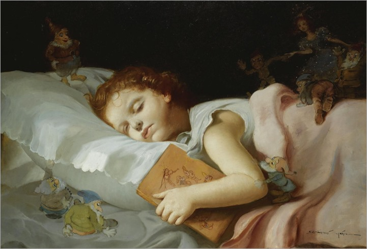 Maria SZANTHO 1897-1998, hungarian painter