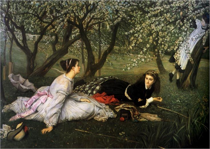 Spring_(1865)_James Tissot