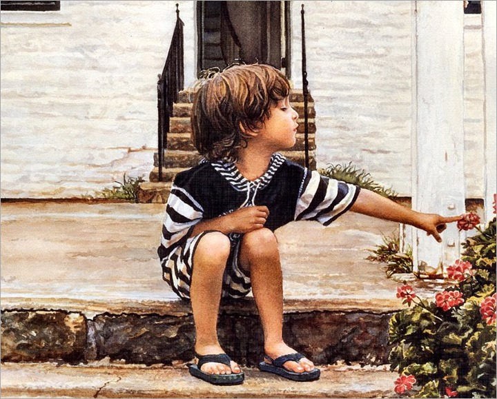 Steve Hanks_Sometimes_its_the_Little_Things