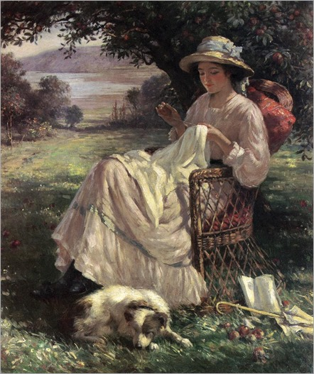 Sunlight_and_Shadow_-_by_William Kay Blacklock