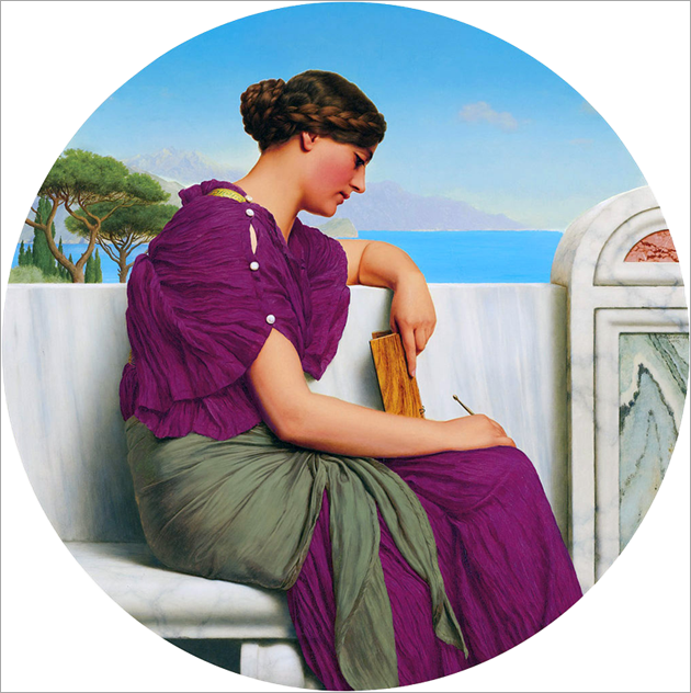 the answer-1917-Godward