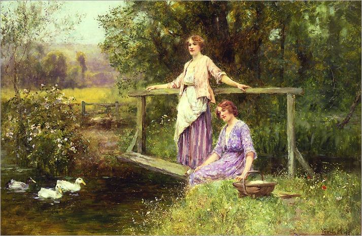 henry_john_yeend_king_a2448_feeding_the_ducks