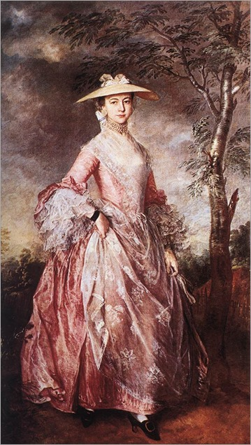 Mary, Countess of Howe by Thomas Gainsborough