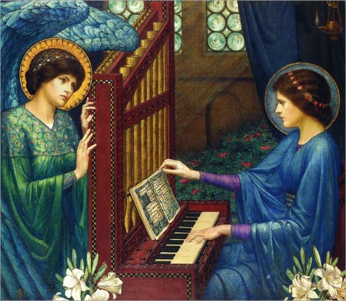 Sidney Harold Meteyard - Saint Cecilia