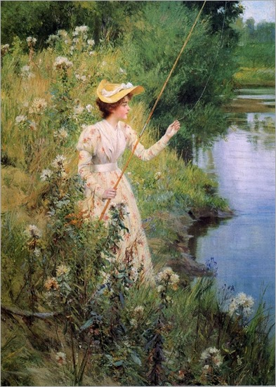 the-gentle-angler-Francis-Coates-Jones