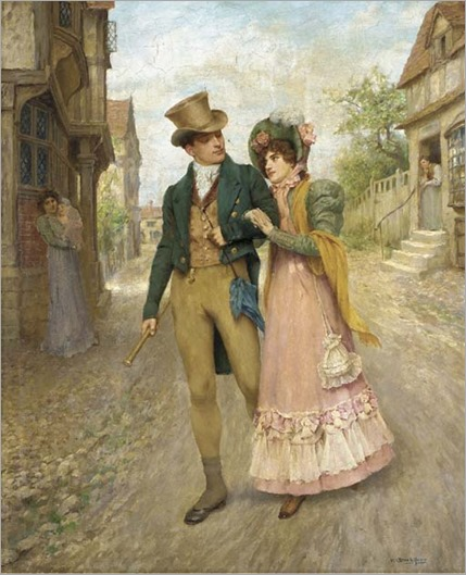 newly married_William Arthur Breakspeare - Date unknown