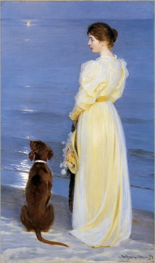 Summer_evening_at_Oil_on_canvas_-_P.S._Krøyer_-_Google_Cultural_Institute