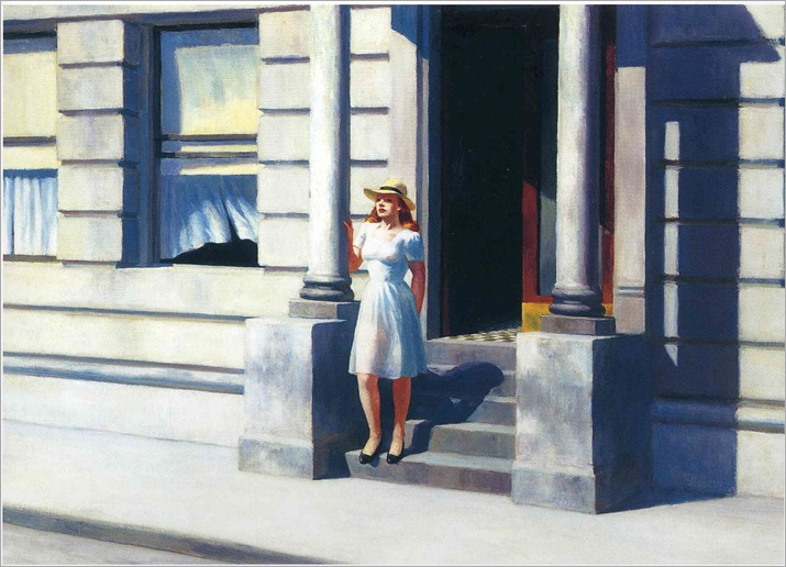 summertime_Edward Hopper