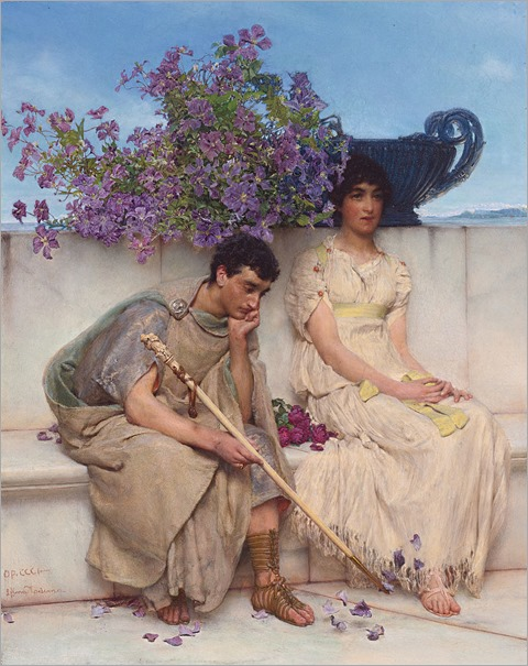 809px-An_eloquent_silence,_by_Lawrence_Alma-Tadema