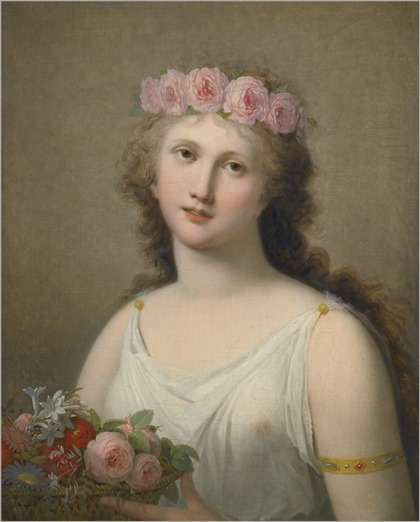 Charles Paul Landon (1760-1826) Allegory of Summer. 1794