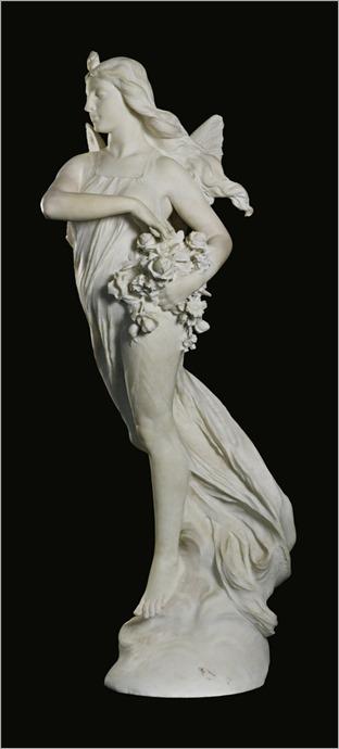 Ferdinand Vichi (italian)-la fata (the fairy)