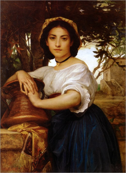 Maillart,_Diogène_Ulysse_Napoléon_-_Young_Roman_water_carrier