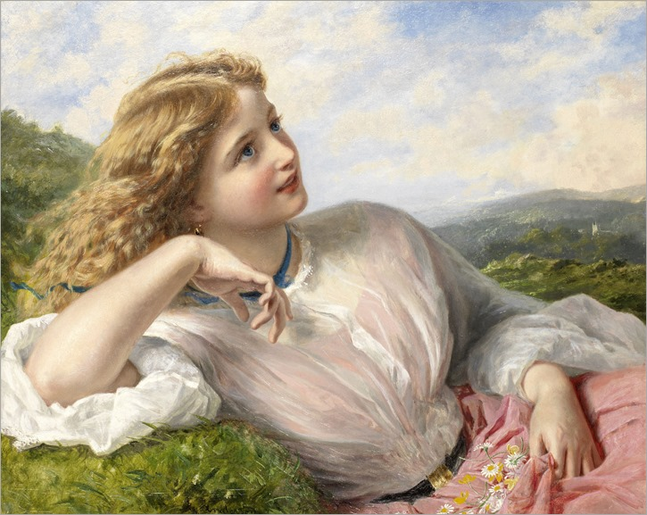 Anderson_Sophie (1823-1903)_The_Song_of_the_Lark