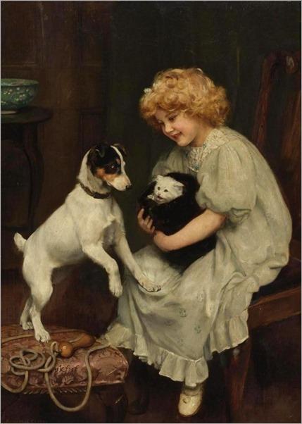 Arthur John Elsley (1860-1952)