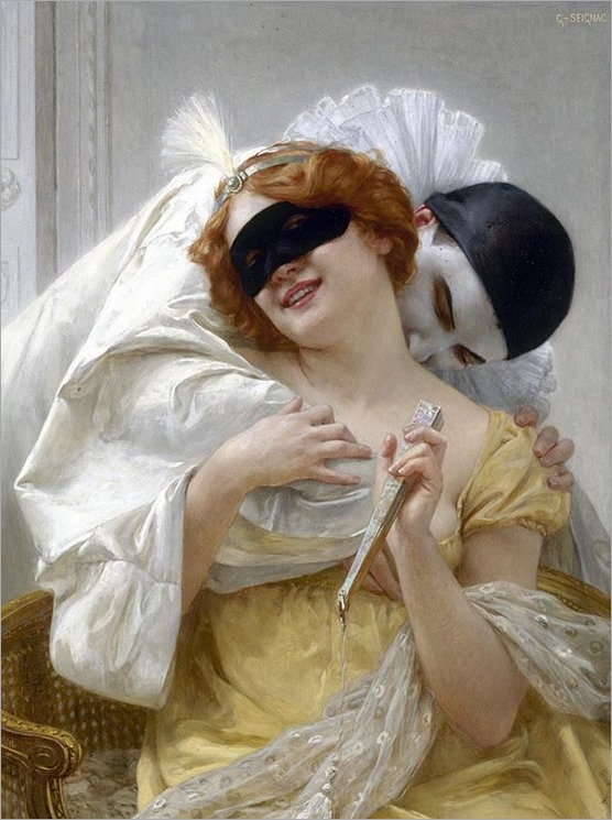 Guillaume Seignac, Pierrot's embrace