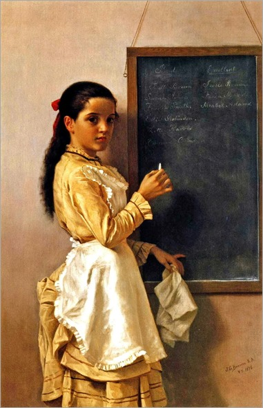 John George Brown (american) - What´s your name