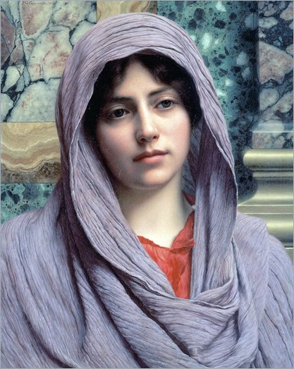 Lycinna_John William Godward