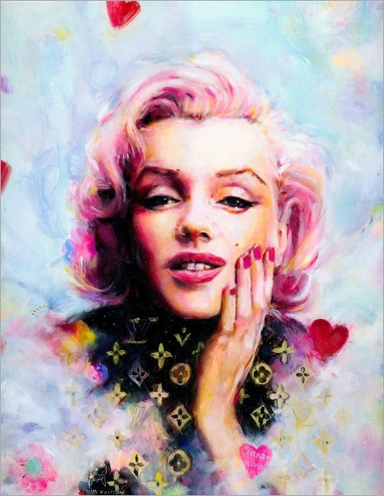 Marilyn by Charmaine Olivia