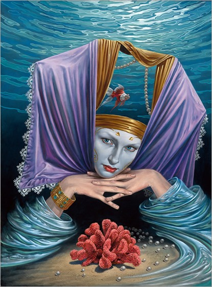 Profundity Keeper - Michael Cheval