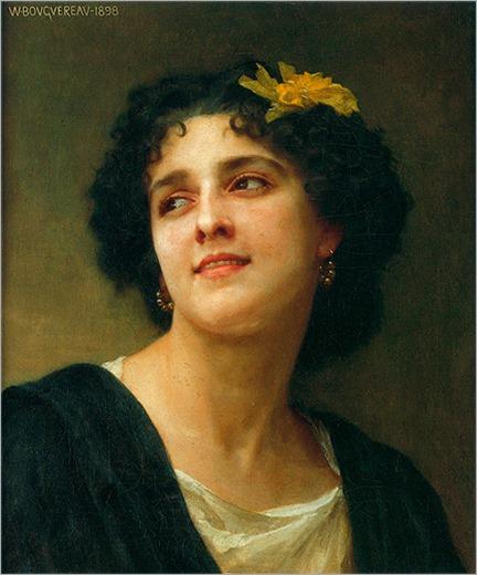 Bouguereau_Portrait_of_a_brunette