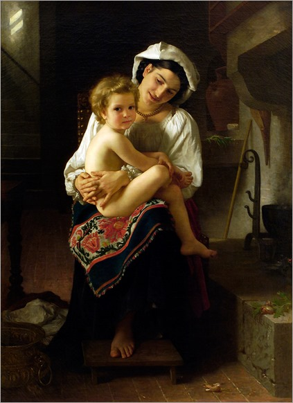 BOUGUEREAU_Young_Mother_1871_2