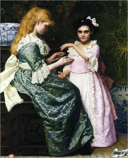 Cat's Cradle-c.1879-Maria Brooks