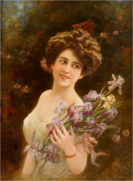 emile vernon (french, 1872-1919) (2)