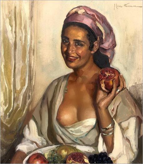 José Cruz Herrera (La Linéa, 1890 - Casablanca, 1972)