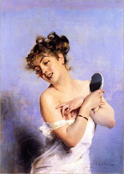 la-toilette-Giovanni-Boldini