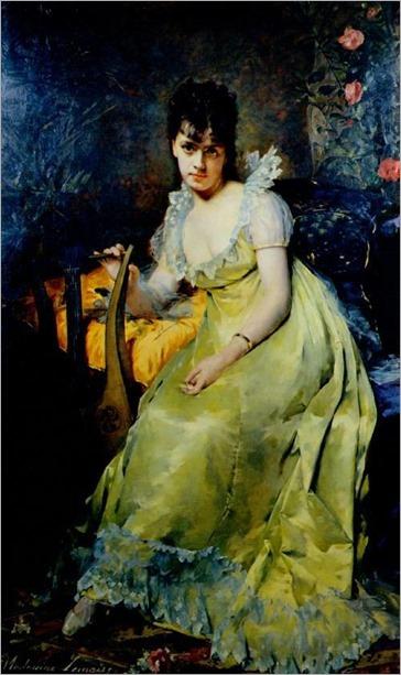 Madame Deforge_Madeleine Jeanne Lemaire