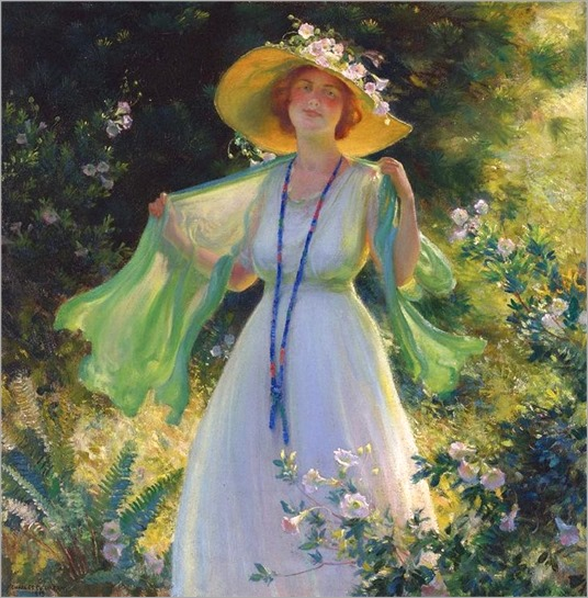path-of-flowers-1919-by-charles-courtney-curran-charles