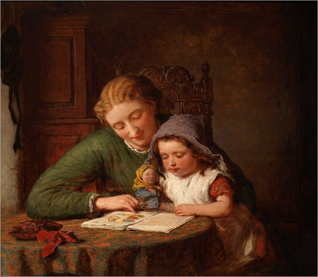 the picture book_George Smith (british, 1829-1901)