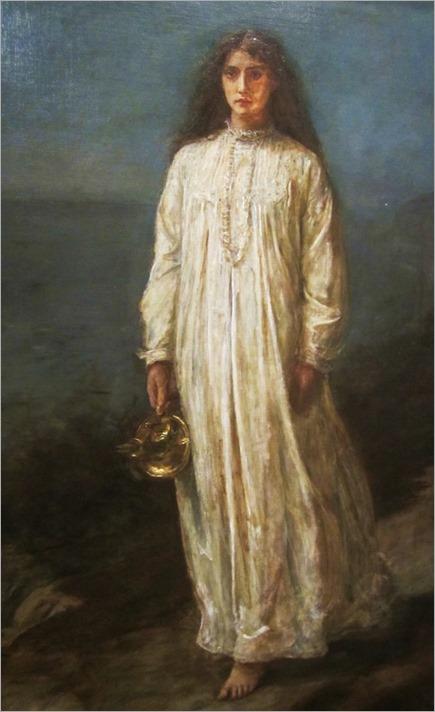 the somnambulist_Millais