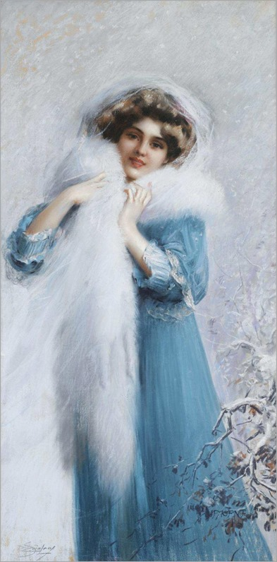 Winter - Delphin Enjolras