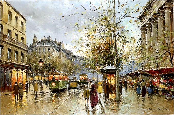 Antoine-Blanchard-Flower-Market-at-the-Madeleine