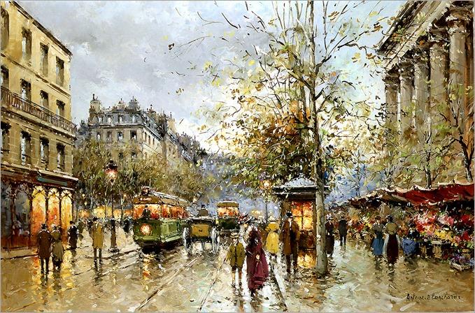 Antoine-Blanchard-Flower-Market-at-the-Madeleine