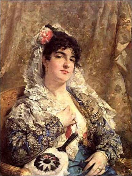 Casado del Alisal. La Tirana. Museo del Prado