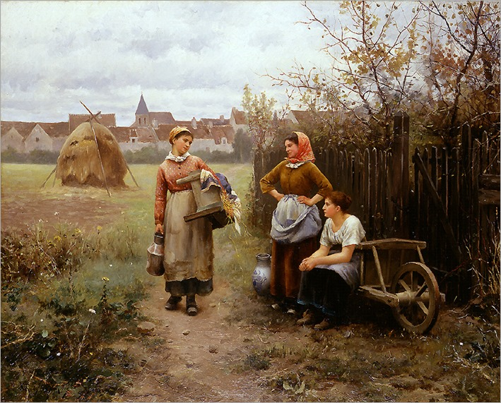 daniel_ridgway_knight_a3556_going_to_the_washhouse
