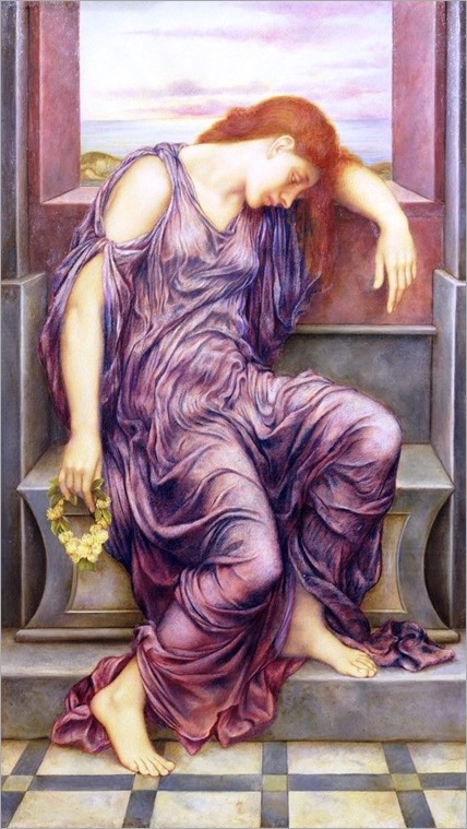 In Memoriam by Evelyn de Morgan