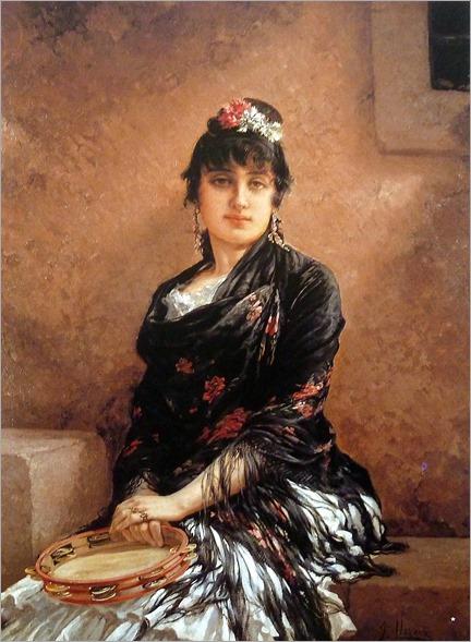 josé Llovera Bofill (1846-1896). Maja