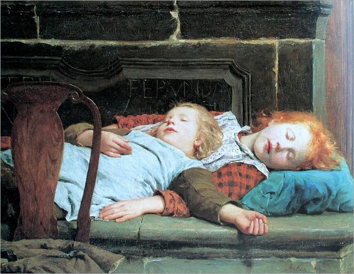 Sleep AlbertAnker