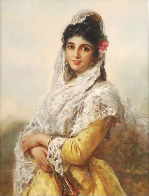 THOMAS KENT PELHAM England c. 1831-1907