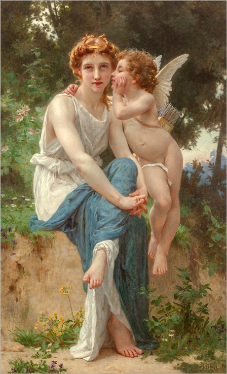 Guillaume Seignac (french, 1870-1924)