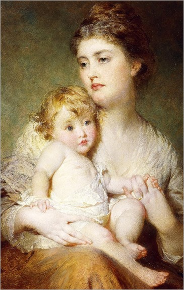 3GEORGE ELGAR HICKS, RBA (BRITISH 1824-1914)