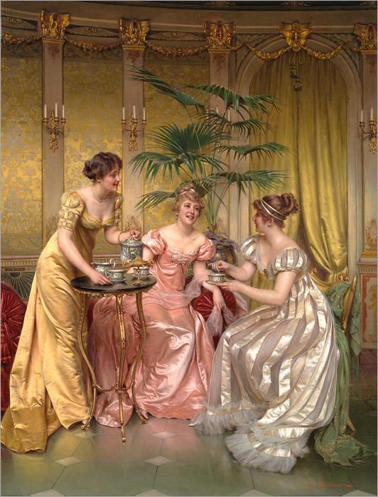 empty parlour - Frederic Soulacroix