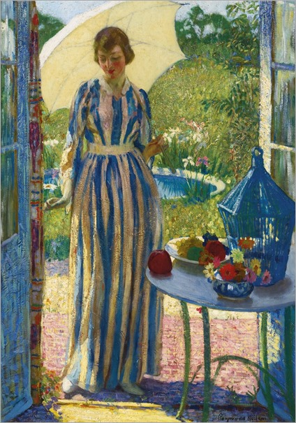 Raymond Perry Rodgers Neilson _ The Parasol