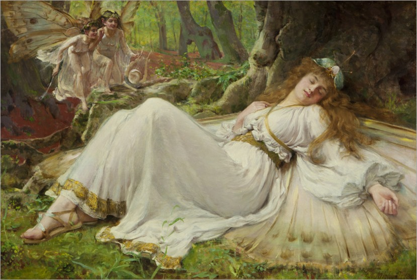 Titania-1897-Frederick-Howard-Michael