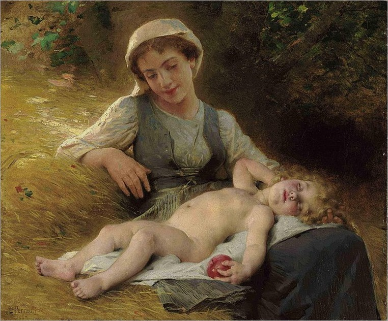 1.LÉON JEAN BASILE PERRAULT (FRENCH, 1832-1908)