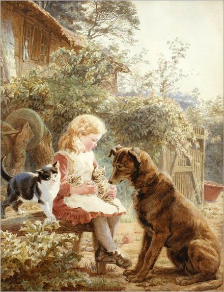 2.Helena Jane Maguire (british, 1860-1909)