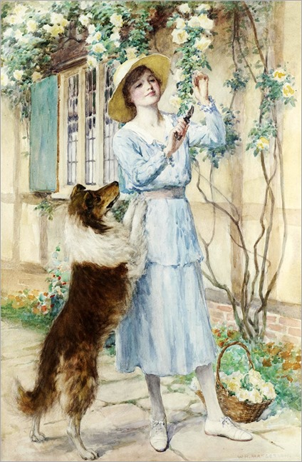 2.WILLIAM HENRY MARGETSON (BRITISH, 1861-1940)